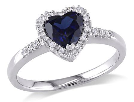 1//8 cttw, G-H,I2-I3 Size-8.5 Diamond Wedding Band in 14K White Gold